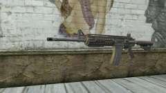 M4A1 S - System для GTA San Andreas