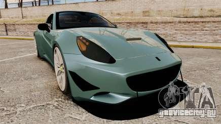 Ferrari California для GTA 4
