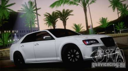 Chrysler 300 SRT8 Black Vapor Edition для GTA San Andreas