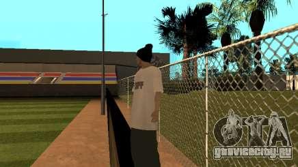 Скин Трейсера GPF Team для GTA San Andreas