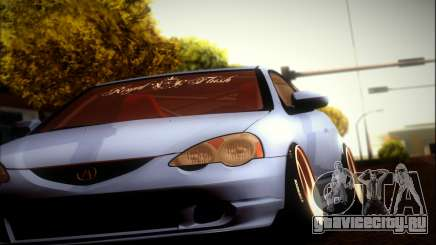 Acura RSX Stance для GTA San Andreas