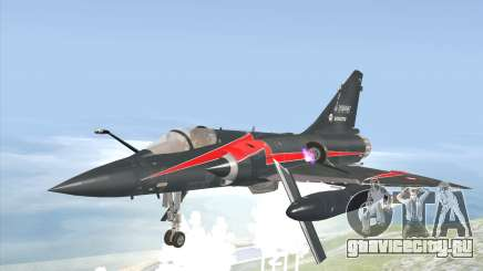 Dassault Mirage 2000-C для GTA San Andreas