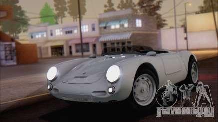 Porsche 550 Spyder 1955 для GTA San Andreas