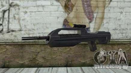 Halo 2 Battle Rifle для GTA San Andreas