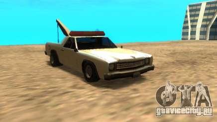 Новый Эвакуатор (Picador) для GTA San Andreas