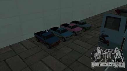 RC Pickup Off Road для GTA San Andreas