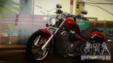 Yamaha Star Stryker 2012 для GTA San Andreas