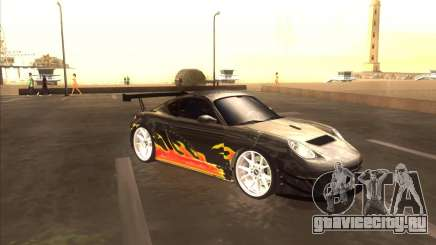 Porshe Cayman S из NFS MW для GTA San Andreas