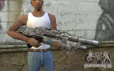 Сабля для GTA San Andreas третий скриншот