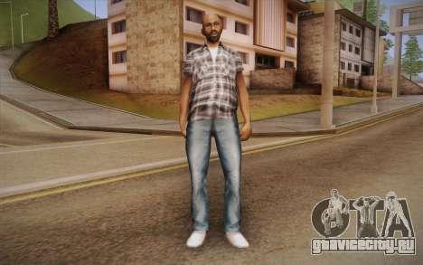 Азиатский парень для GTA San Andreas