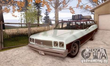 Dundreary Regina V1.0 для GTA San Andreas