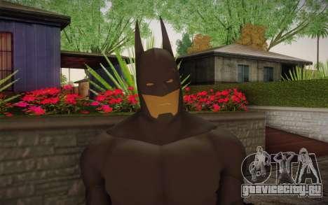 Batman для GTA San Andreas третий скриншот