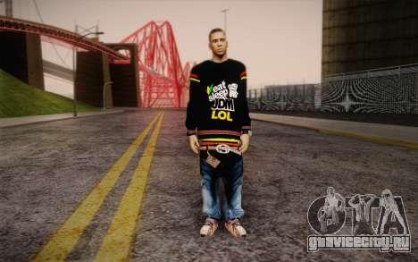 Sami Woles Skin для GTA San Andreas