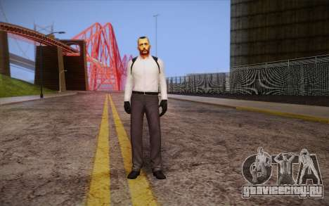 Leon the Professional для GTA San Andreas