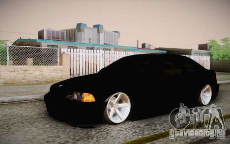 BMW 318 Ci 34 UNL 58 для GTA San Andreas