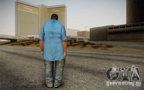 Dicker Ehegatte для GTA San Andreas второй скриншот