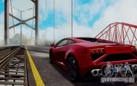 ENBSeries для слабых PC v2 [SA:MP] для GTA San Andreas шестой скриншот