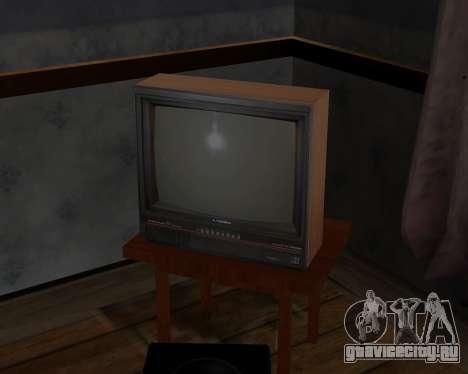 Цветной телевизор Альфа 51ТЦ-485ДИВ для GTA San Andreas