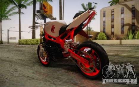 Kawasaki Zx6r Ninja для GTA San Andreas