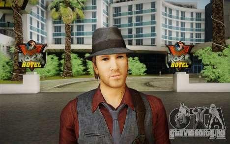 Ronan O Connor из Murdered: Soul Suspec для GTA San Andreas третий скриншот
