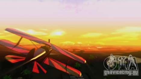 ENB by Stepdude 1.0 beta для GTA San Andreas четвёртый скриншот
