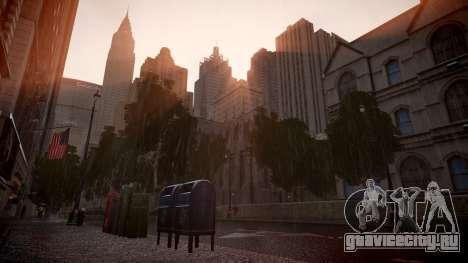 ENB Atmospheric для GTA 4 третий скриншот