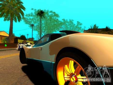 ENBSeries Realistic Beta v1.0 для GTA San Andreas пятый скриншот