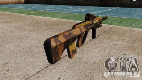 Автомат Steyr AUG-A3 Optic Fall для GTA 4