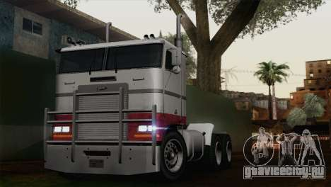 Hauler from GTA 5 для GTA San Andreas