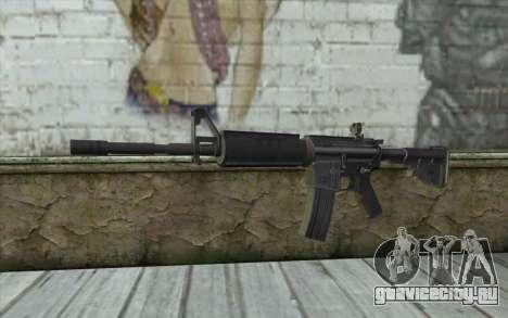 SGW M4 Rifle для GTA San Andreas