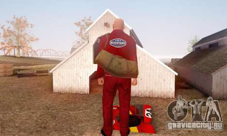 Bug Star Robbery No Cap для GTA San Andreas четвёртый скриншот