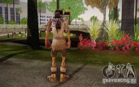 Professor Nakayama из Borderlands 2 для GTA San Andreas второй скриншот