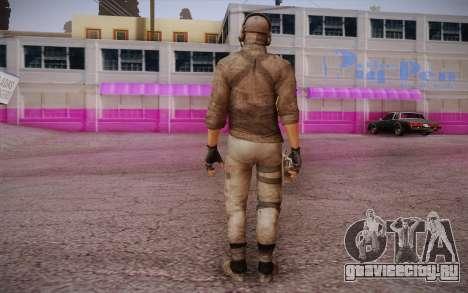 Наёмник без брони (COD MW3) для GTA San Andreas второй скриншот