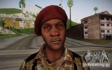 U.S. Soldier v2 для GTA San Andreas третий скриншот
