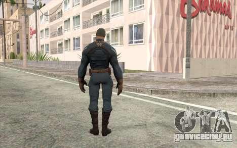 Captain America для GTA San Andreas второй скриншот