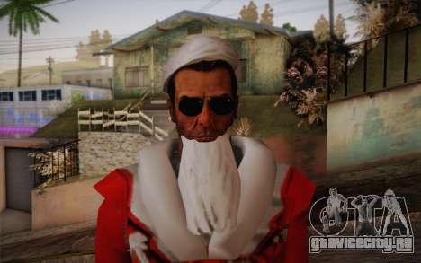 Santa Sam для GTA San Andreas третий скриншот
