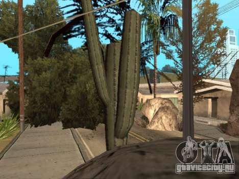Джунгли на ул. Ацтек для GTA San Andreas третий скриншот