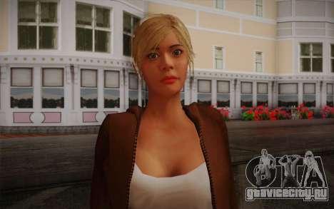 Tracey De Santa для GTA San Andreas третий скриншот