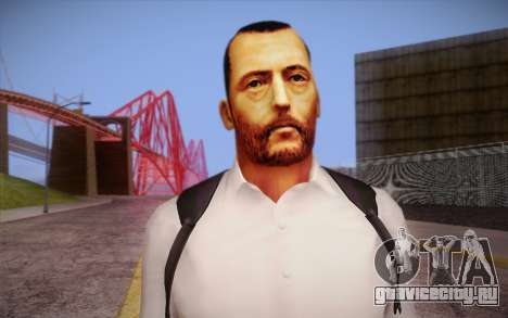 Leon the Professional для GTA San Andreas третий скриншот