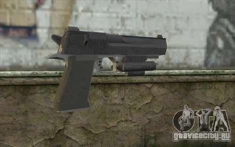 Desert Eagle from Modern Warfare 2 для GTA San Andreas второй скриншот