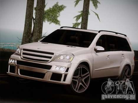 Mercrdes-Benz GL500 для GTA San Andreas