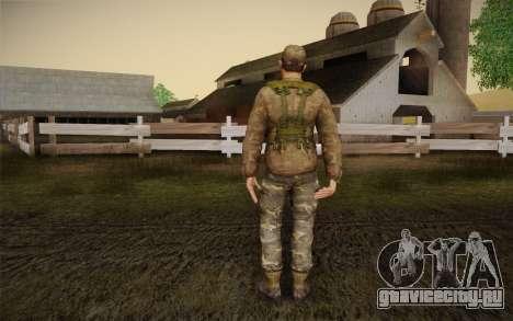 Ben Mott для GTA San Andreas второй скриншот