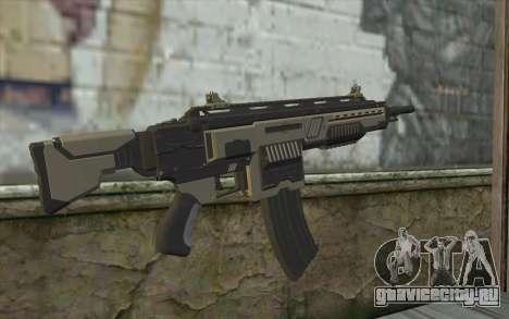 NS-15M Machine Gun from Planetside 2 для GTA San Andreas