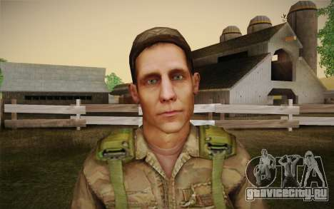 Ben Mott для GTA San Andreas третий скриншот