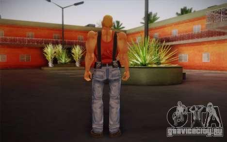 Duke Nukem для GTA San Andreas второй скриншот
