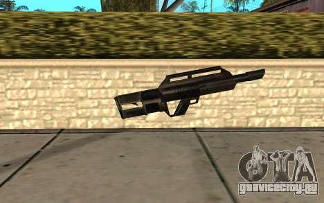 Jackhammer из Max Payne для GTA San Andreas