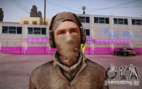 Наёмник без брони (COD MW3) для GTA San Andreas третий скриншот