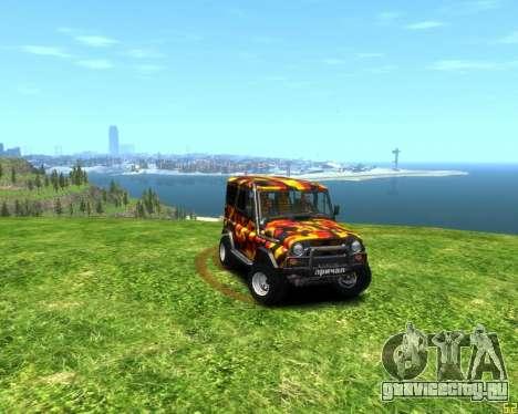 УАЗ 31514 Экспедиционный для GTA 4