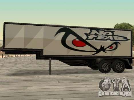 Новая реклама на автомобилях для GTA San Andreas третий скриншот