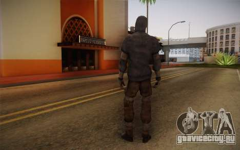 Hunter from Left 4 Dead 2 для GTA San Andreas второй скриншот